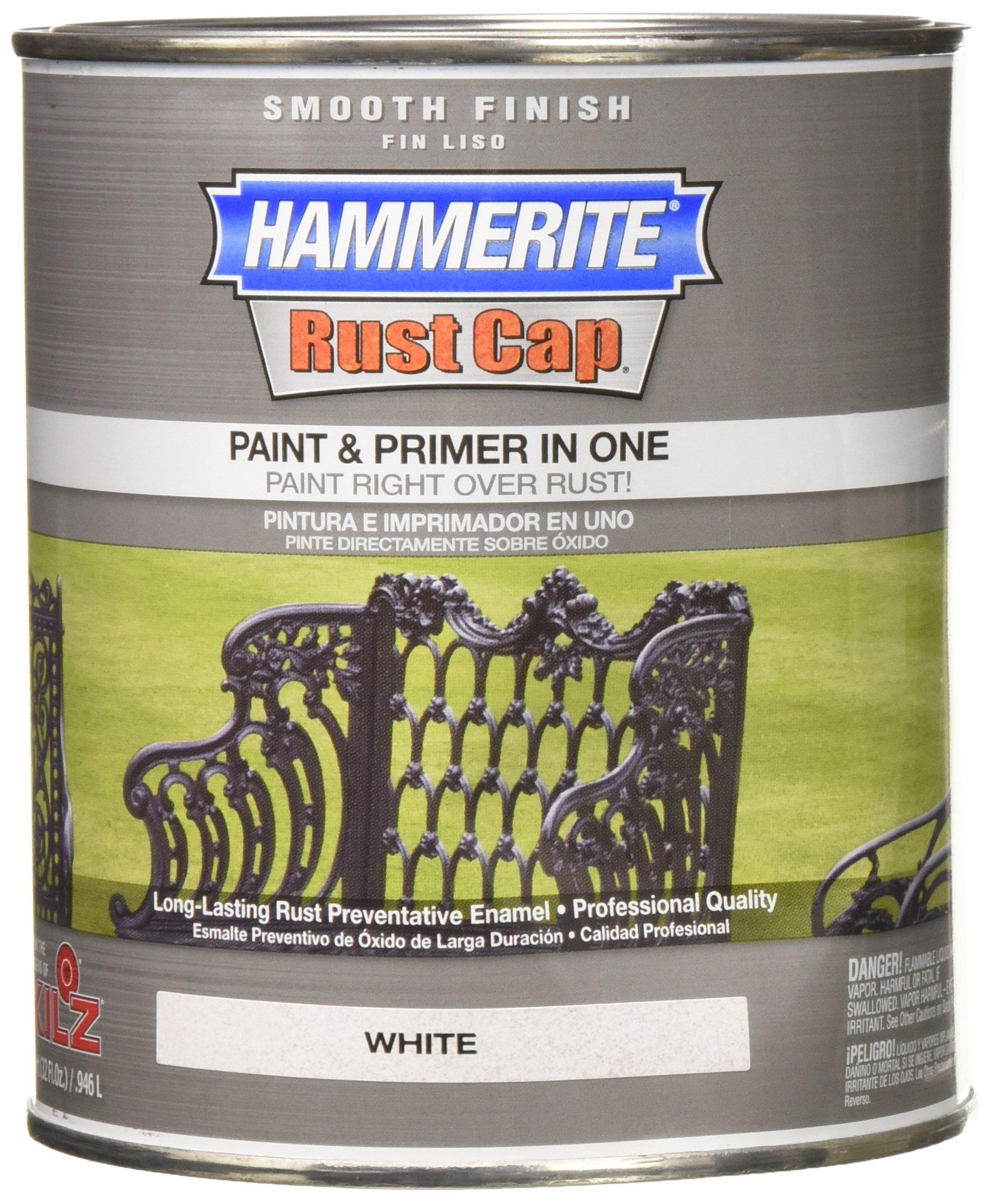Masterchem Industries 44260 QT Smooth Paint, White