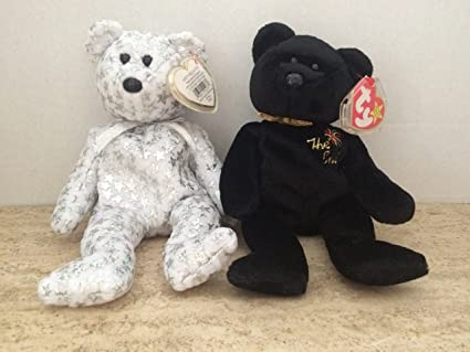 Image Unavailable. Image not available for. Color  The Beginning and The  End Ty Beanie Babies 04b816642d5
