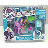 My Little Pony Friendship is Magic Twilight Sparkle Loves to Study (Multi Color)