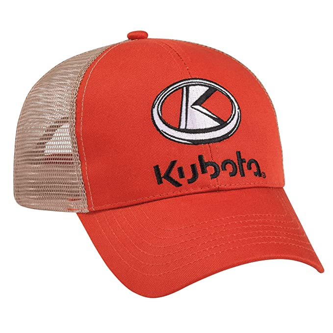 c5642d8d Kubota Pro Chino/Mesh Cap at Amazon Men's Clothing store: