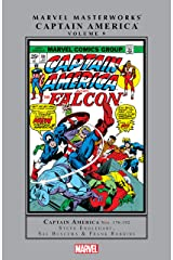 Captain America Masterworks Vol. 9 (Captain America (1968-1996)) Kindle Edition