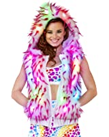 J. Valentine Womenu0027s Light Up Spike Vest