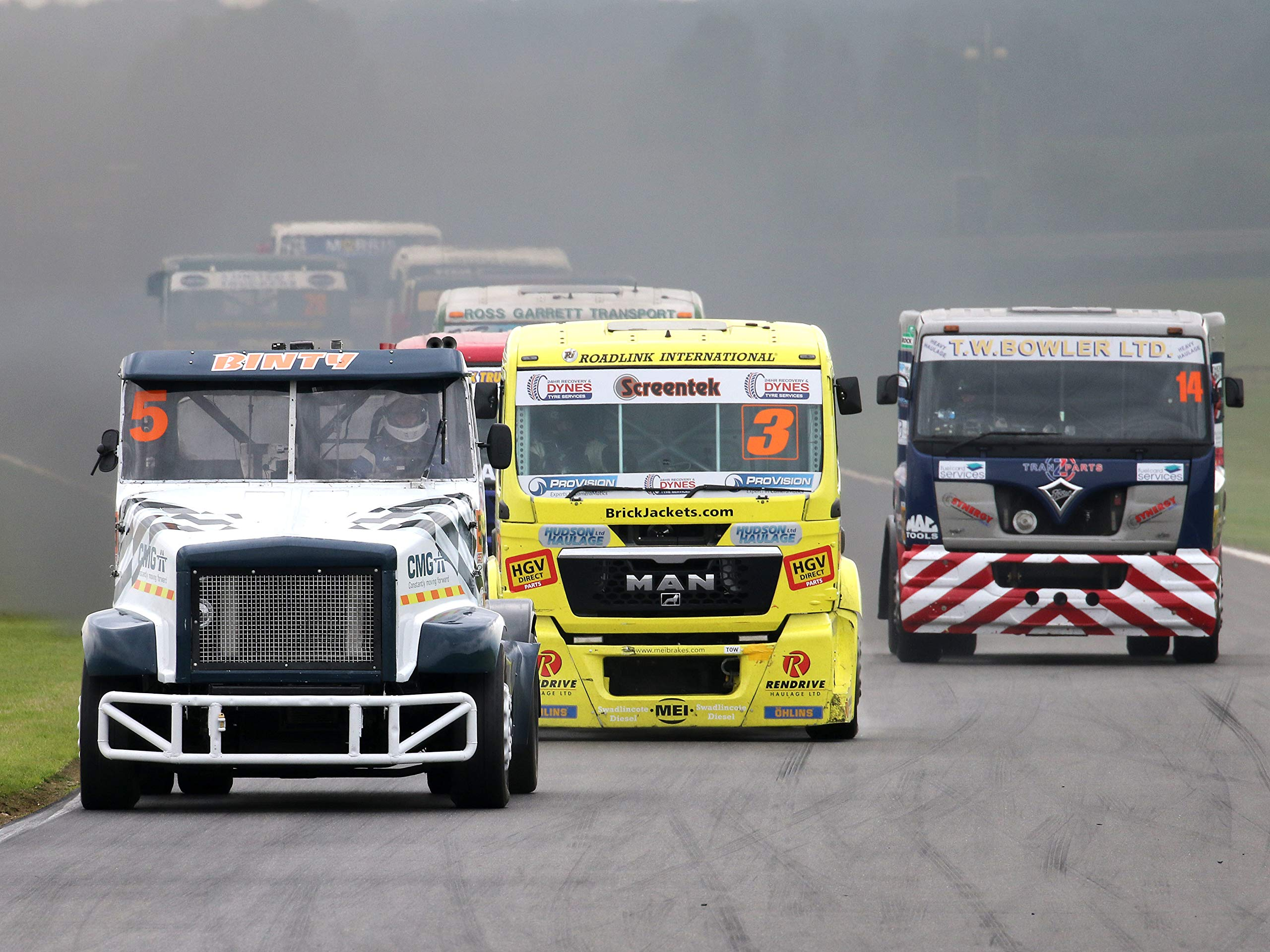 British Truck Racing Association Championship on Amazon Prime Instant Video UK