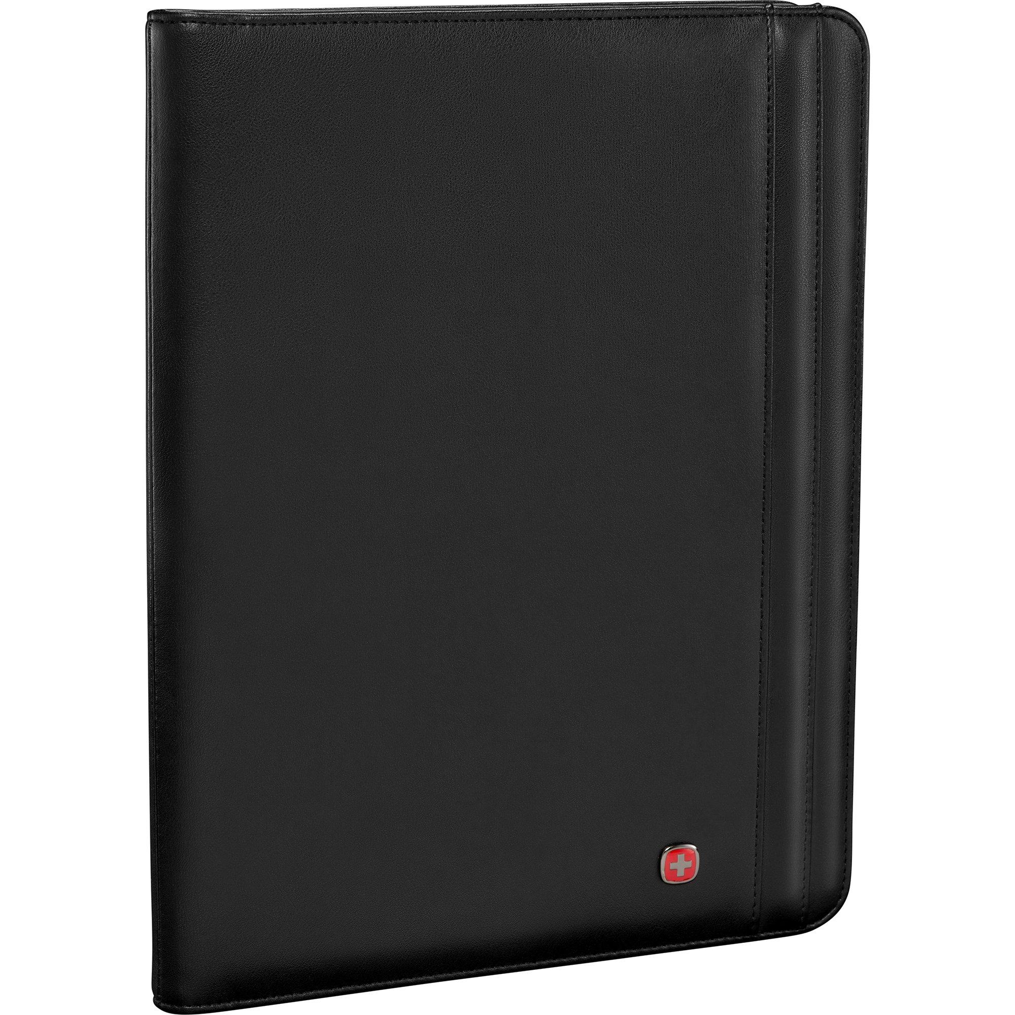 Wenger Luggage Merit Padfolio, Black by Wenger