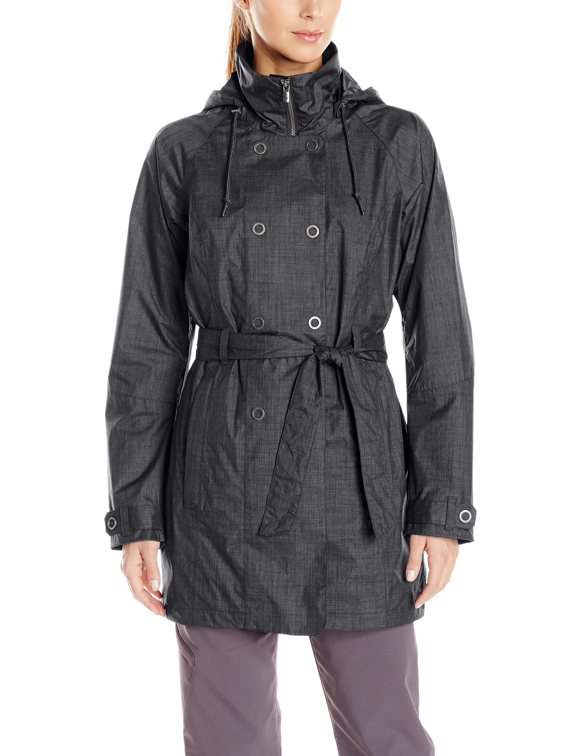 Columbia Women's Steal Your Thunder Jacket, Medium, Black by Columbia (Image #5)