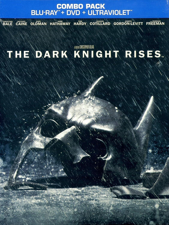 Dark Knight Rises [Blu-ray]: Amazon.es: Cine y Series TV