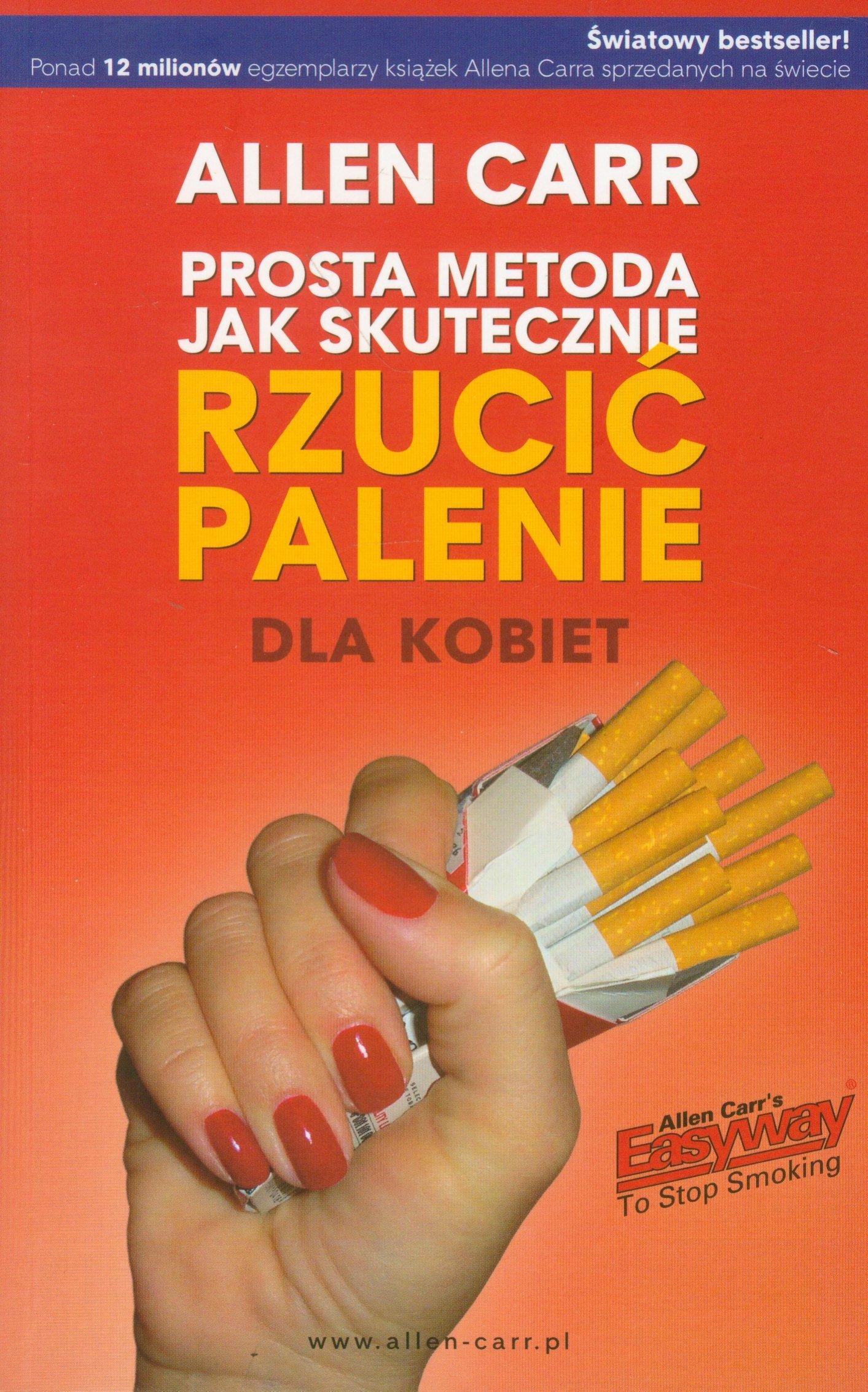 Prosta metoda jak skutecznie rzucic palenie dla kobiet