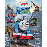 Blue Mountain Mystery (Thomas and Friends) (Big Golden Book)