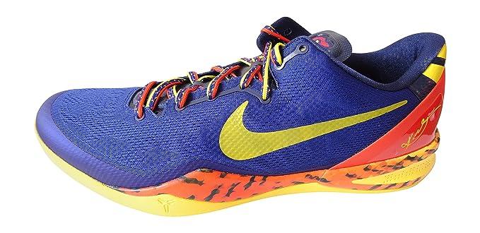 Herren Nike Kobe Viii 555035 System Turnschuhe 8 Basketball WH9IEDY2