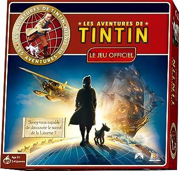 Tintín - Juego de Estrategia (M6i 40324) (versión en francés ...