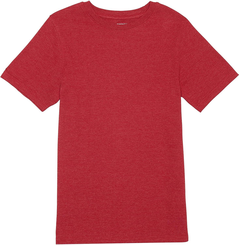 French Toast School Uniform Boys Short Sleeve V-Neck T-Shirt