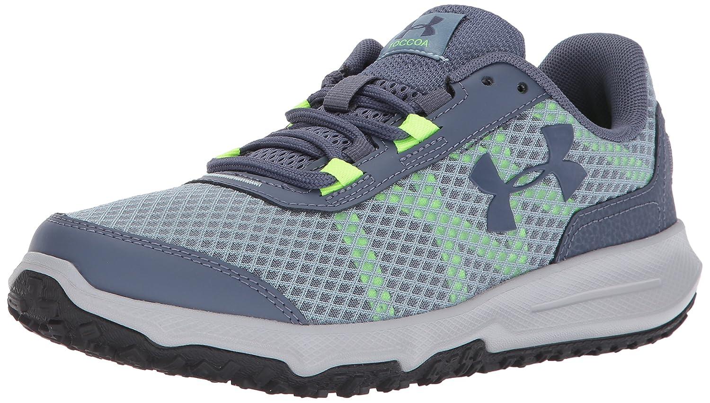 Under Armour Women's Toccoa Running Shoe B01NAHKZV2 7.5 M US|Solder (300)/Overcast Gray