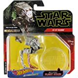 Hot Wheels Star Wars Starships The Mandalorian AT-ST Raider