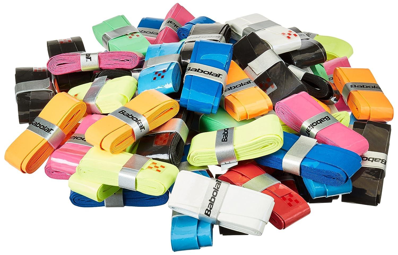 Babolat My Overgrip Refill Bag 70er farblich gemischt, Mehrfarbig, One Size BABDD #Babolat 656007-134