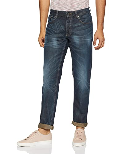 Jack & Jones Men's Mike Relaxed fit Jeans Men's Jeans at amazon
