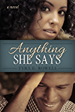 Anything She Says (Instant Prayer Book 1)