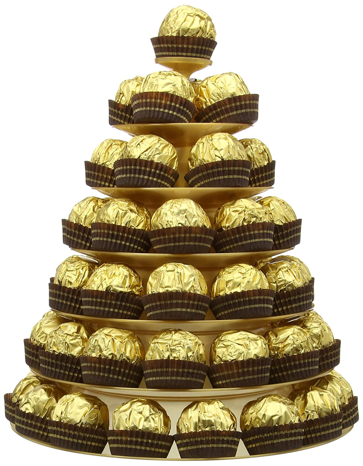5 Type Of Ferrero Rocher Box This Cone Is Filled With T24 Coklat 24pcs Amazoncom Tree 12 Count Chocolate Assortments And Samplers Grocery Gourmet Food