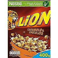 Lion - Cereales con Crema de Caramelo