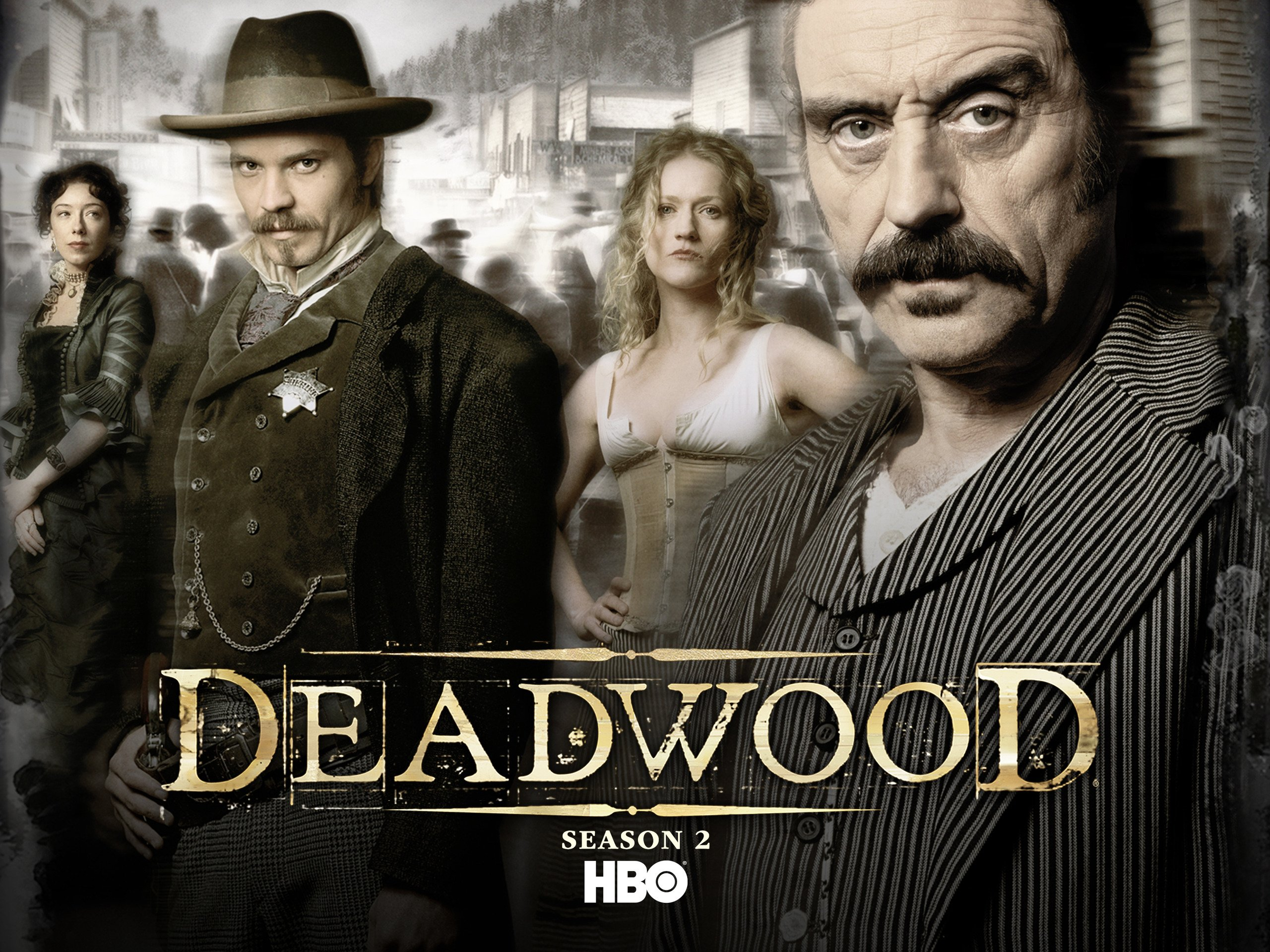 Amazoncouk Watch Deadwood Season 2 Prime Video