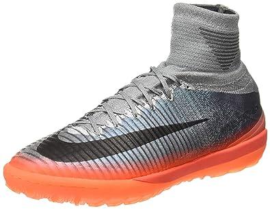 4bd86c4c9 Nike Men s MercurialX Proximo II CR7 TF Cool Grey Football Boots-10 UK India