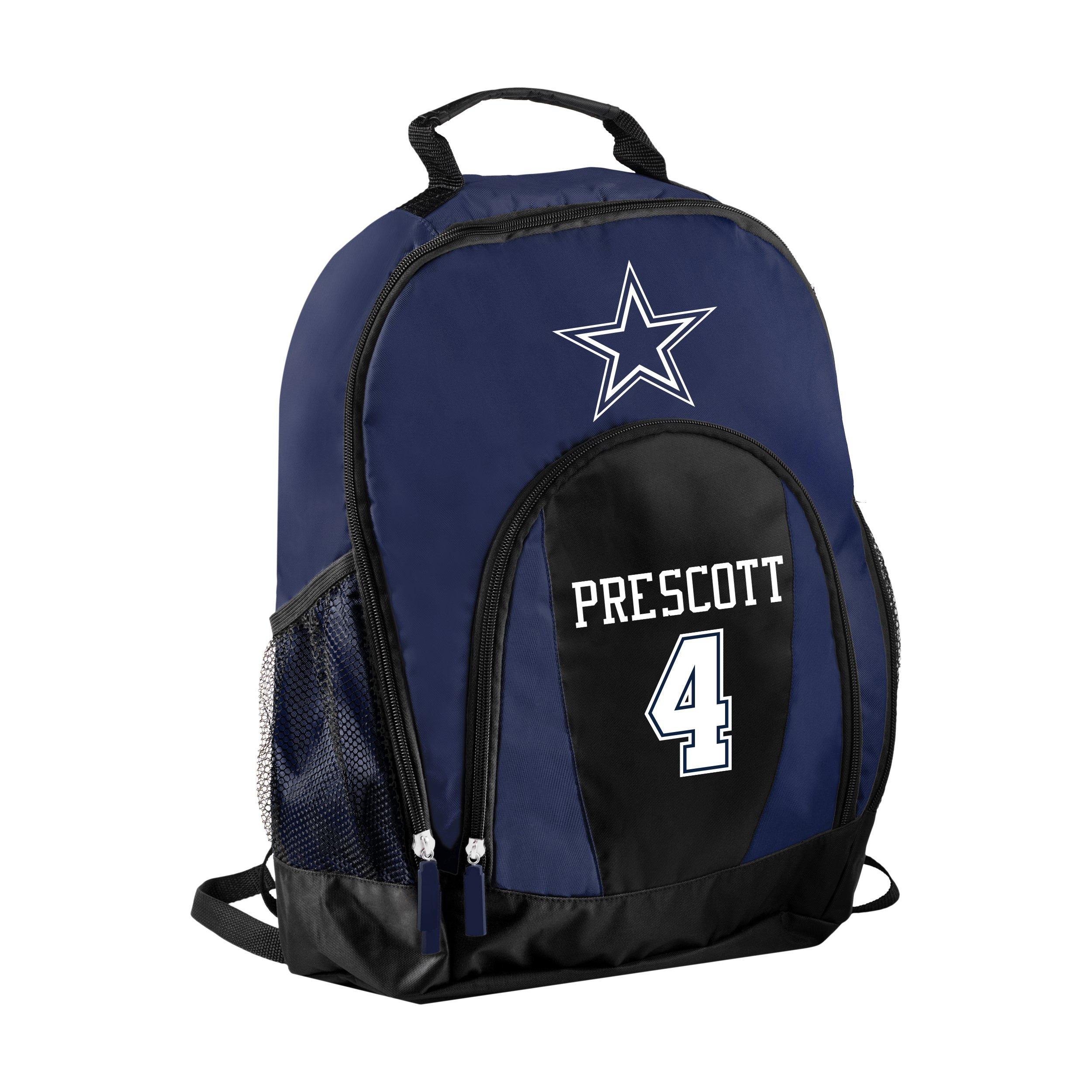 FOCO NFL Dallas Cowboys Dak Prescott #4 Primetime Backpack