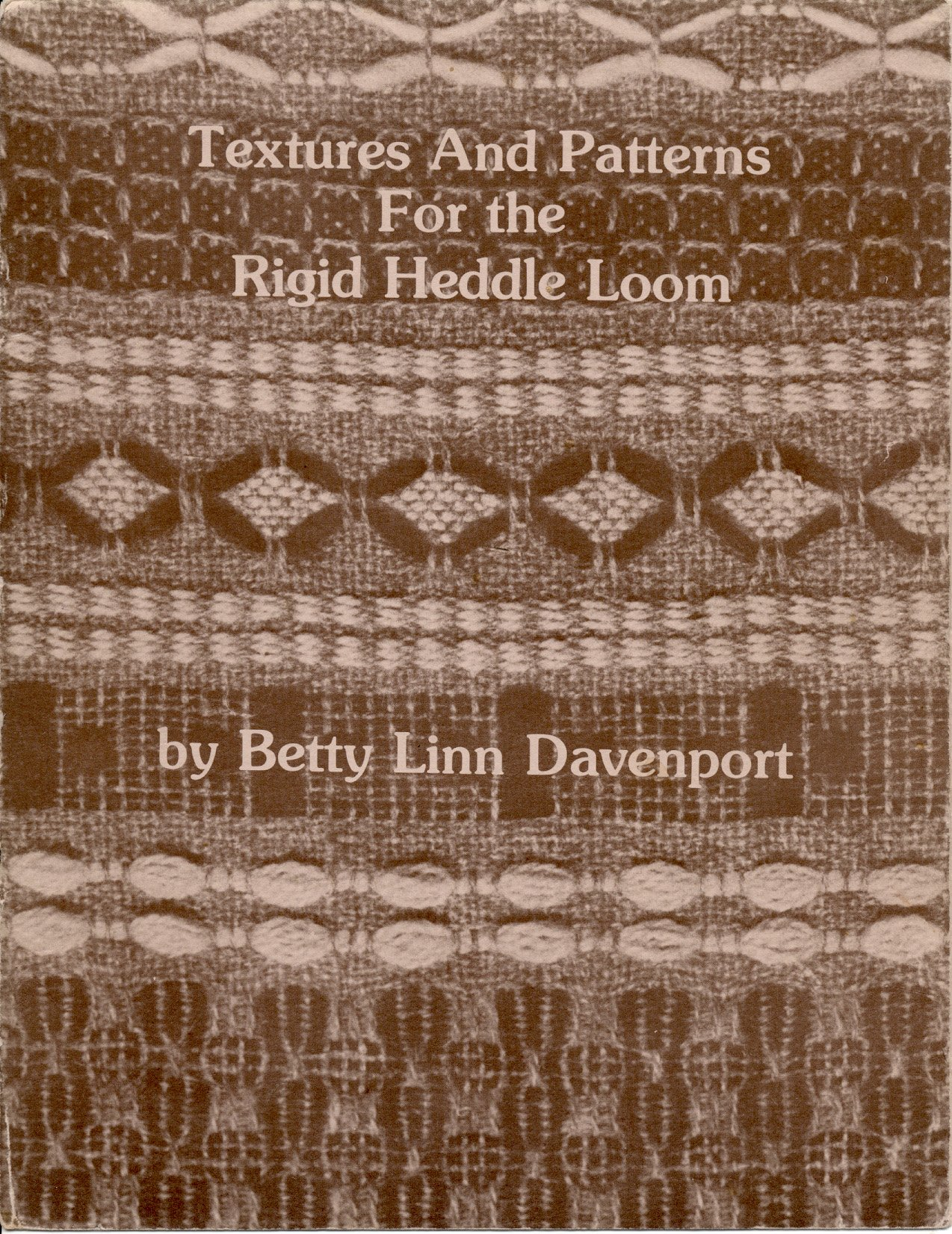 Textures and Patterns for the Rigid Heddle Loom (Paperback - 1980)