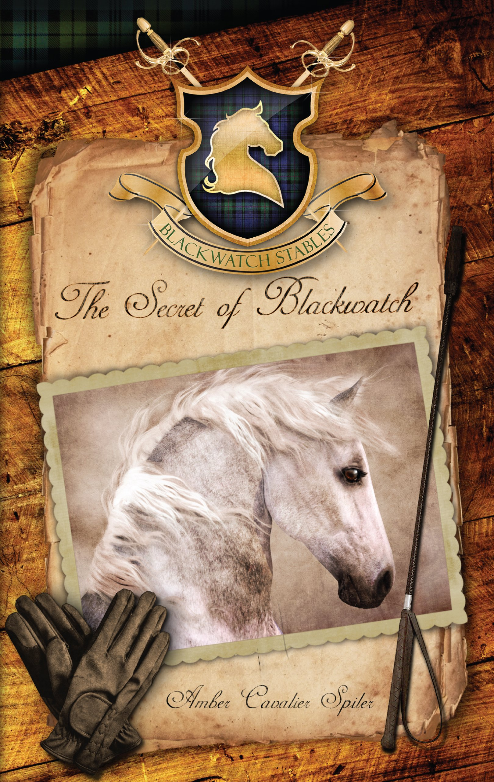 Download The Secret of Blackwatch (Blackwatch Stables) ebook