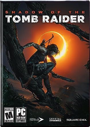 Amazon Com Shadow Of The Tomb Raider Digital Standard Edition