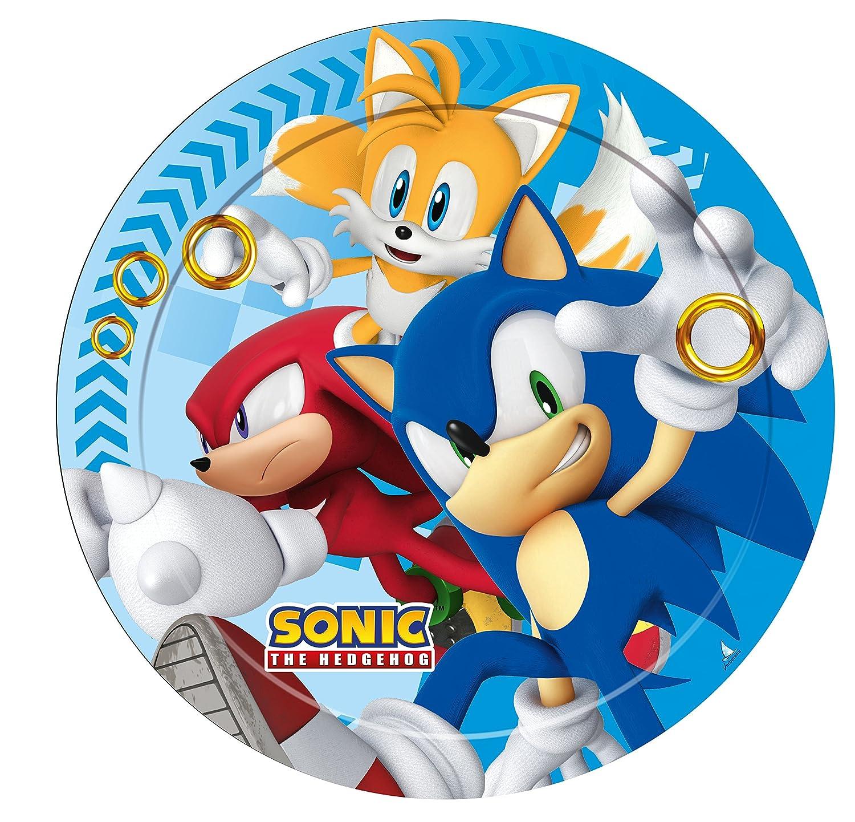 ALMACENESADAN 0468, Pack Fiestas y cumpleaños Sonic; Pack ...