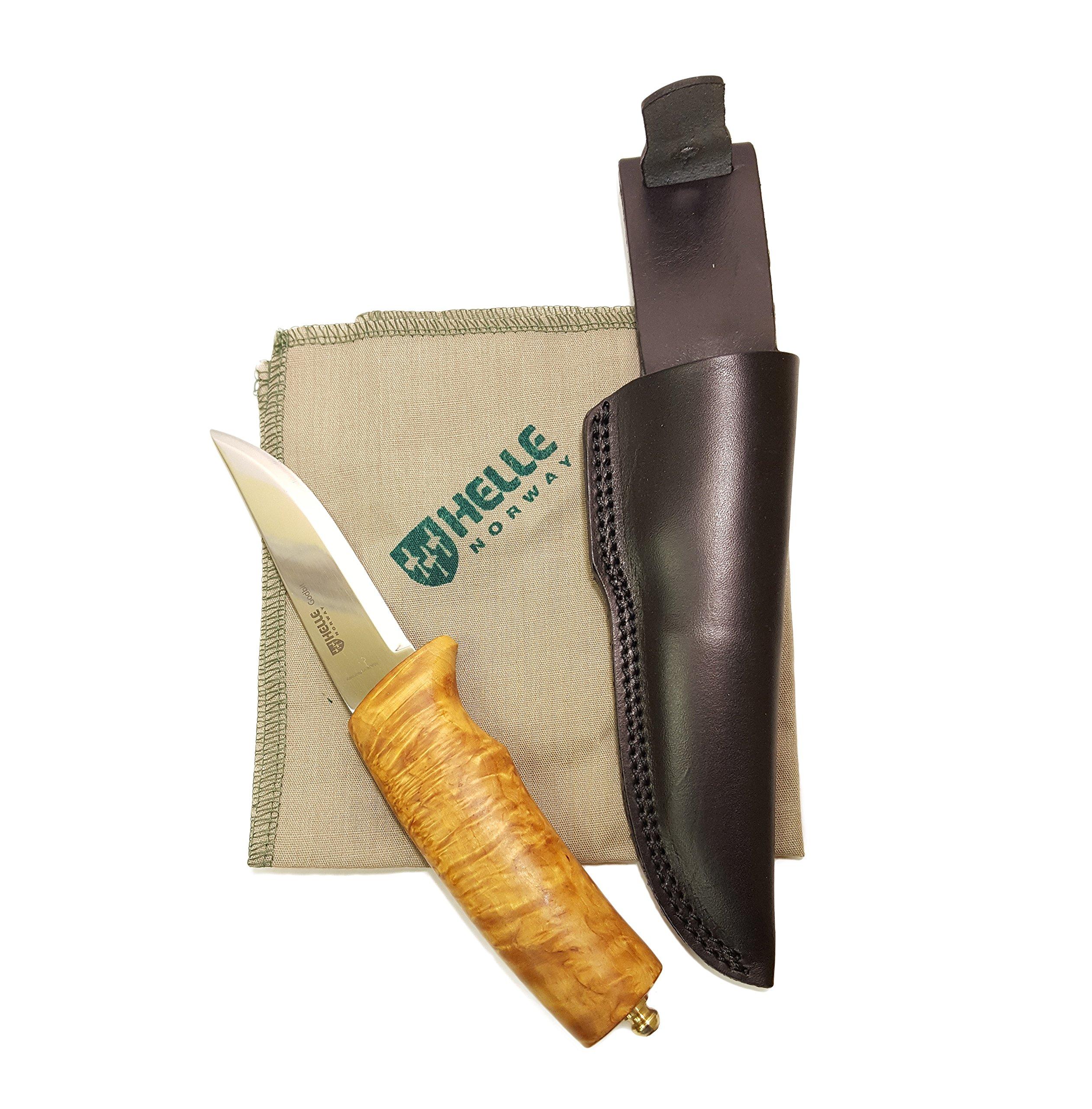 Helle 2017 Godbit Knife