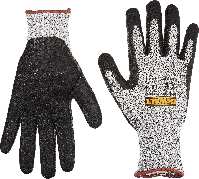 Large Radians DeWalt DPG20L All Purpose Synthetic Leather Gloves