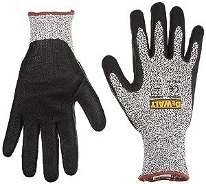 DEWALT DPG805M CUT5 Cut Protection Work Glove, Medium