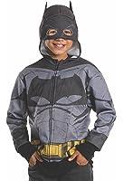 Rubie's Costume Batman v Superman: Dawn of Justice Batman Child Hoodie, Small