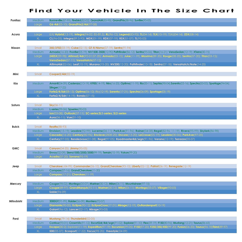 Amazon.com: Shade-It Car Windshield Sun Shade - Durable, Nylon Heat ...