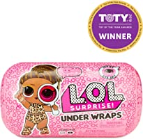 L.O.L. Surprise! Under Wraps- Series 4