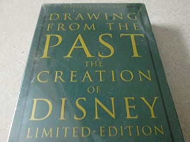 Drawing from the Past: The Creation of Disney Limited Edition Animation Art