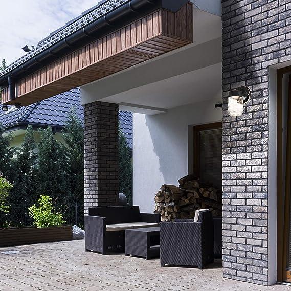 Amazon.com: Design House 587253 Jelly Jar - Lámpara LED de ...