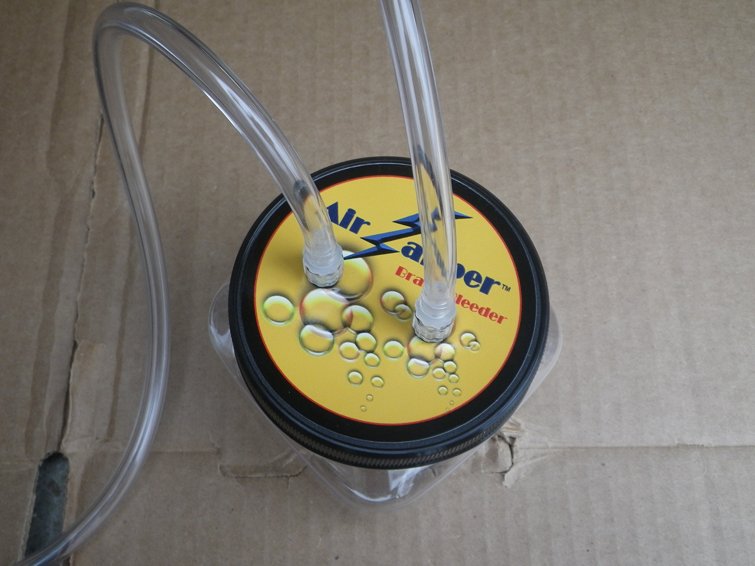 Air Zapper Brake Bleeder- Lightning Fast and Hands-Free by Air Zapper (Image #6)