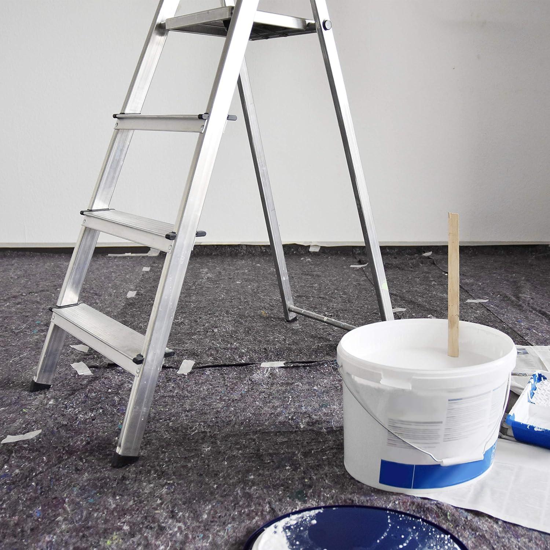 9x9 = 9 m² Gris Rouleau Protection Sol 9 g/m² Tapis travaux
