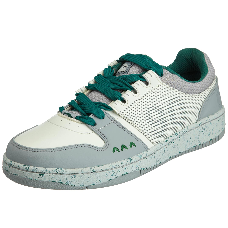 - Li-Ning AYTN053-1, Chaussures de Badminton pour Homme Blanc Weiß EU43- UK8,5- US9,5- 270mm