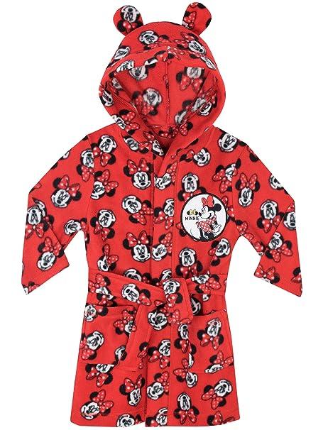 Disney - Bata para niñas - Minnie Mouse - 3 - 4 Años: Amazon.es: Ropa y accesorios