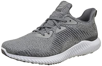 Adidas Men's Alphabounce Hpc Ams M Mgreyh/Grefou/Ftwwht Running Shoes - 11  UK