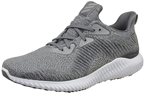 665e15431 Adidas Men s Alphabounce HPC AMS M Mgreyh Grefou Ftwwht Running Shoes - 10  UK