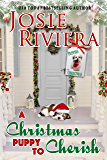 A Christmas Puppy To Cherish: A Sweet and Wholesome Christian Novella: (Cherish Series Book 4)