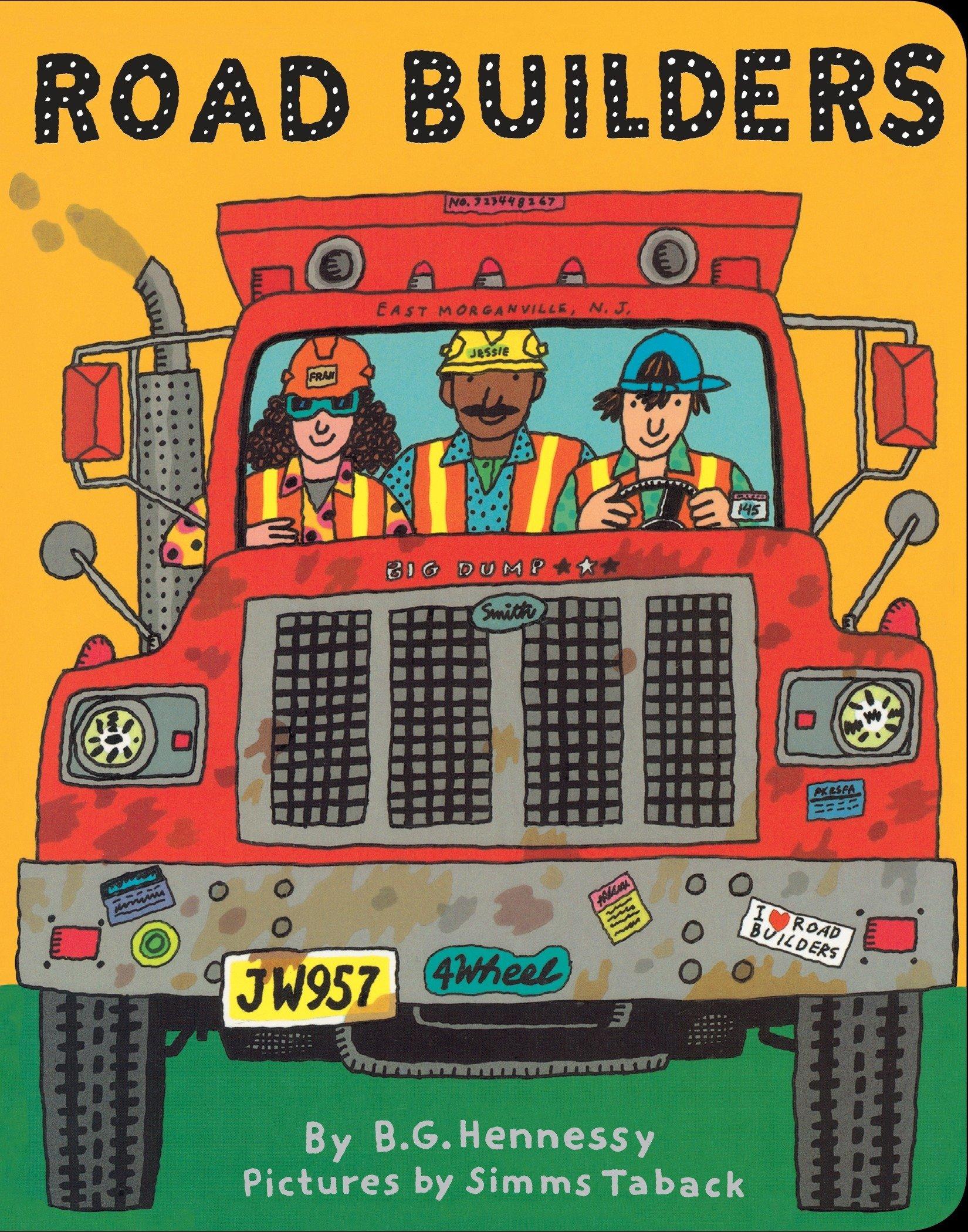 Download Road Builders pdf