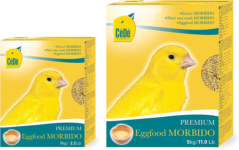 Cede - Eggfood mórbido, 5kg