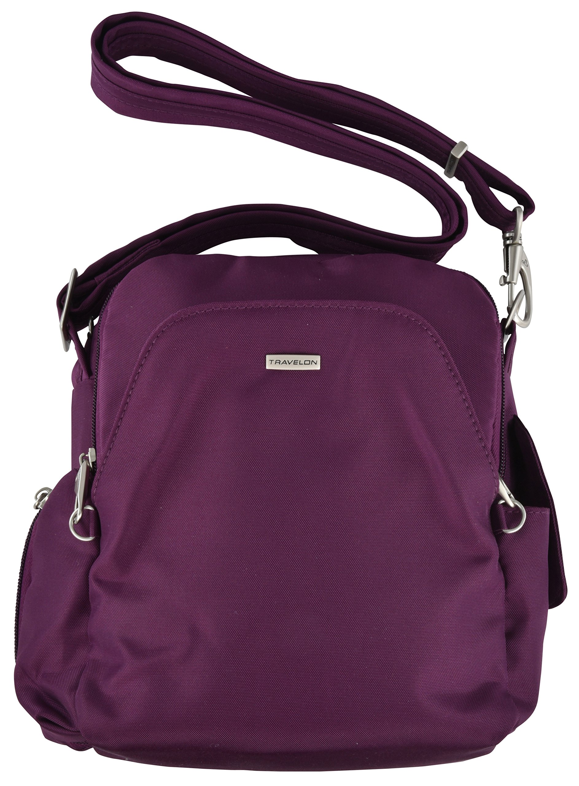 Travelon Anti-Theft Travel Bag (B Berry)