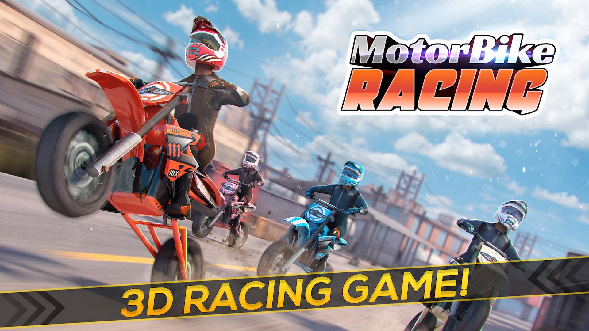 Amazon com: Real Motor Bike Racing - Motorcycle Race Games