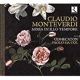Monteverdi : Missa In Illo Tempore / Motets de Wert & Gombert