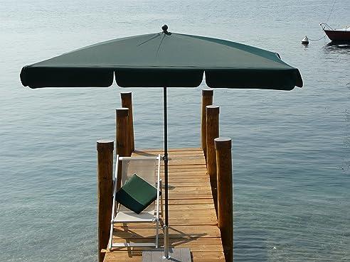 rechteckig wasserdicht greemotion luna in wei marktschirm rechteckig fr balkon und terrasse xxl. Black Bedroom Furniture Sets. Home Design Ideas